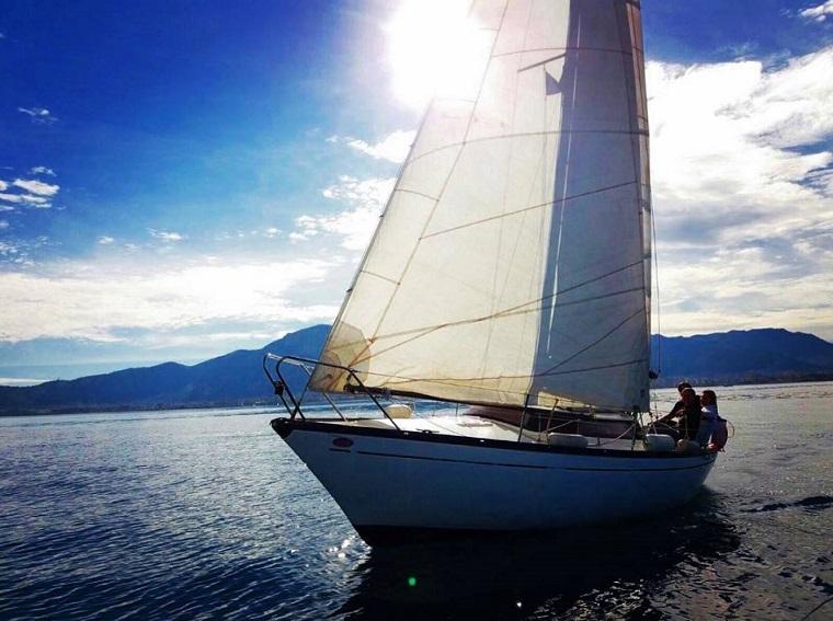 Mezza giornata in barca a Palermo