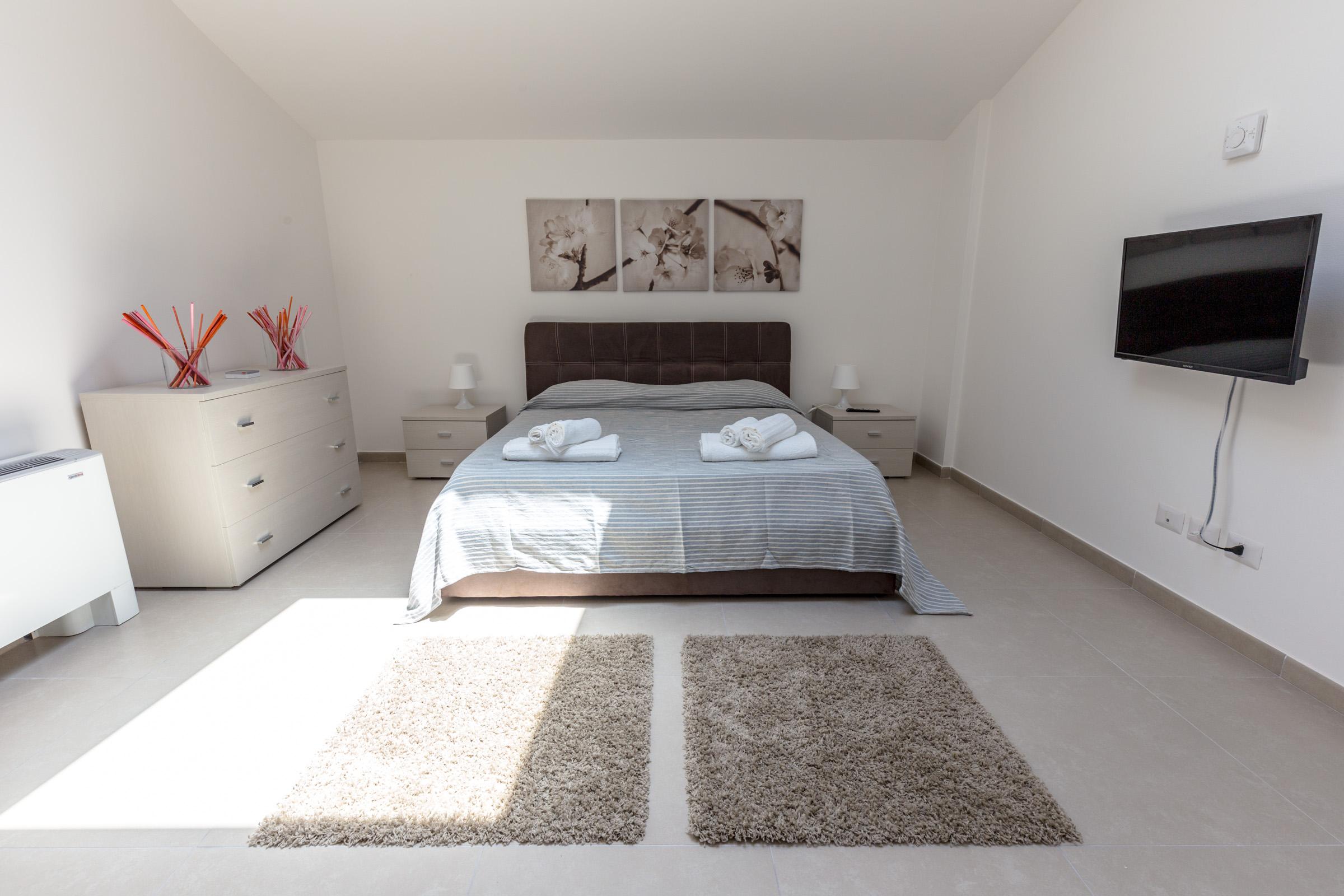 Appartamento Bianco a Palazzo Quaroni